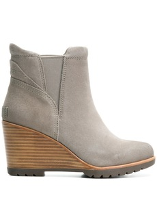 Sorel wedge ankle boots - Grey