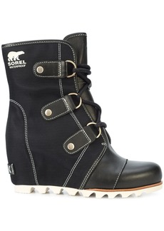 Sorel wedge heel ankle boots - Black