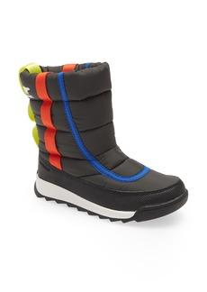 SOREL Whitney II Puffy Waterproof Boot (Toddler, Little Kid & Big Kid)