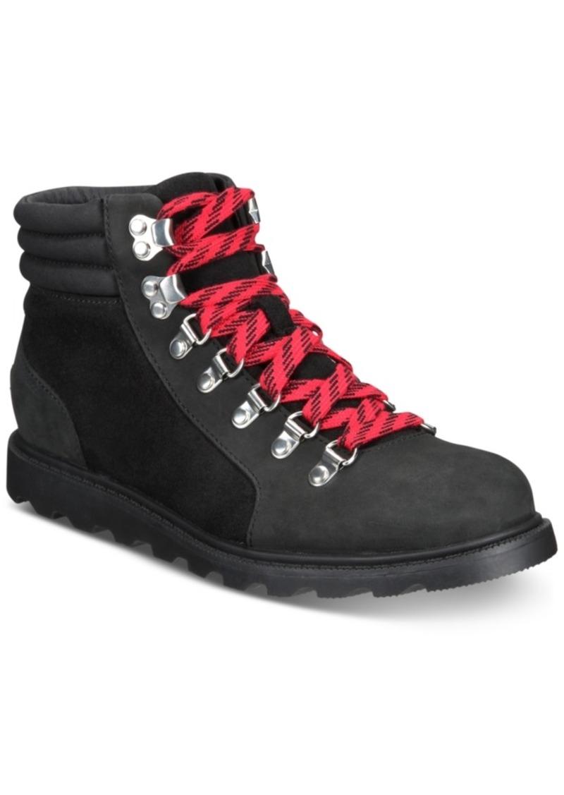 Sorel Women's Ainsley Conquest Waterproof Booties Women's Shoes