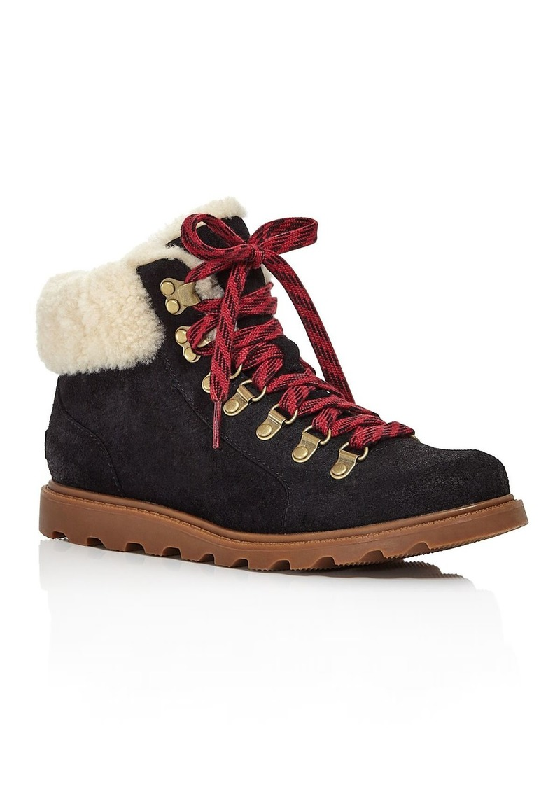 Sorel Women's Ainsley Conquest Weatherproof Booties - 100% Exclusive