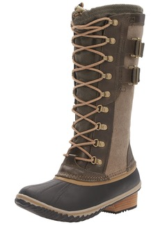 SOREL Women's Conquest Carly II Snow Boot   B US