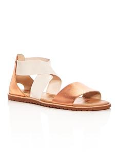 Sorel Women's Ella Crisscross Ankle Strap Sandals