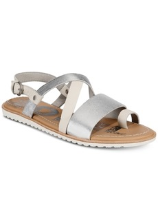 Sorel Women's Ella Crisscross Sandals Women's Shoes