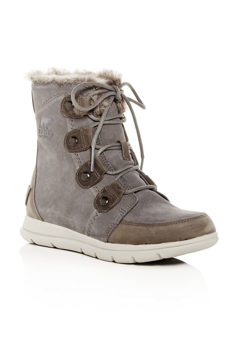 Sorel Women's Explorer Joan Waterproof Cold-Weather Boots