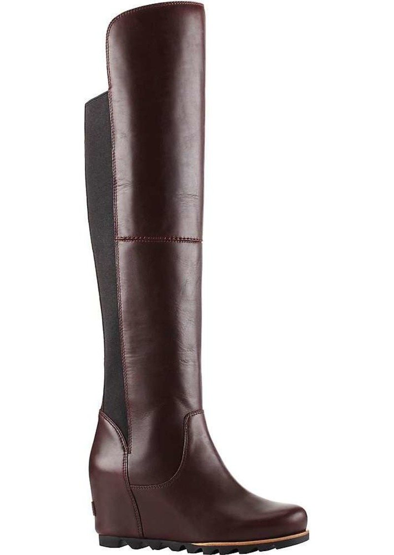 Sorel Joan Rain Wedge Boot Women S
