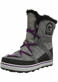 SOREL Women's Glacy Explorer Shortie Snow Boot   M US