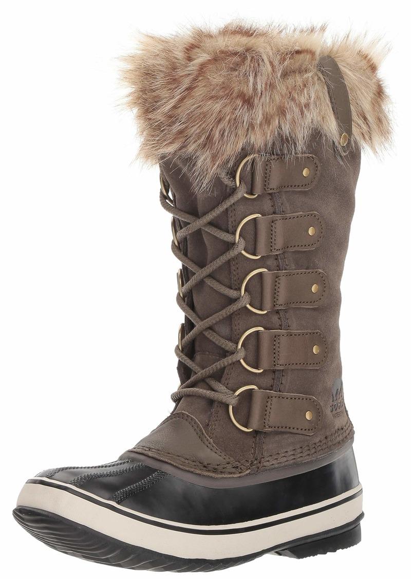 Sorel Women's Joan of Arctic Snow Boot major black  M US
