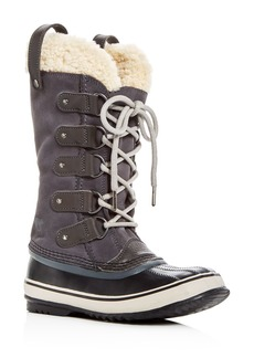 Sorel Women's Joan Of Arctic Suede & Shearling Cold Weather Boots