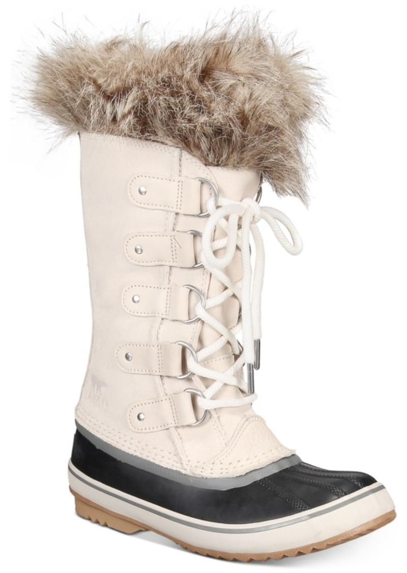 Sorel Women's Joan Of Arctic Waterproof Winter Boots Women's Shoes
