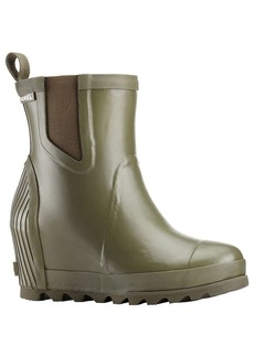 Sorel Women's Joan Rain Wedge Chelsea Boot