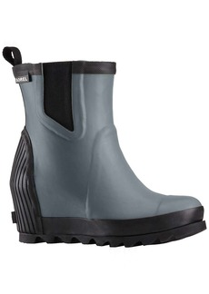 Sorel Women's Joan Rain Wedge Chelsea Felt Boot