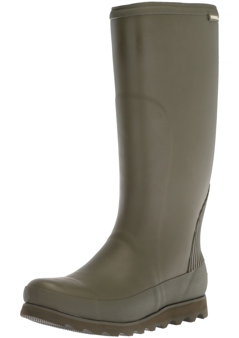 Sorel Women's JOAN Tall Rain Boot   Medium US