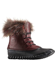Sorel Women's Out N About Fur Lux Boot