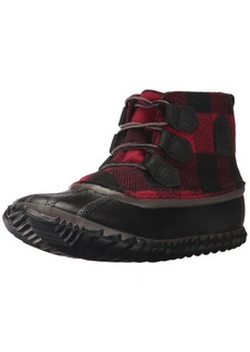 Sorel Women's Out N About Leather Rain Snow Boot