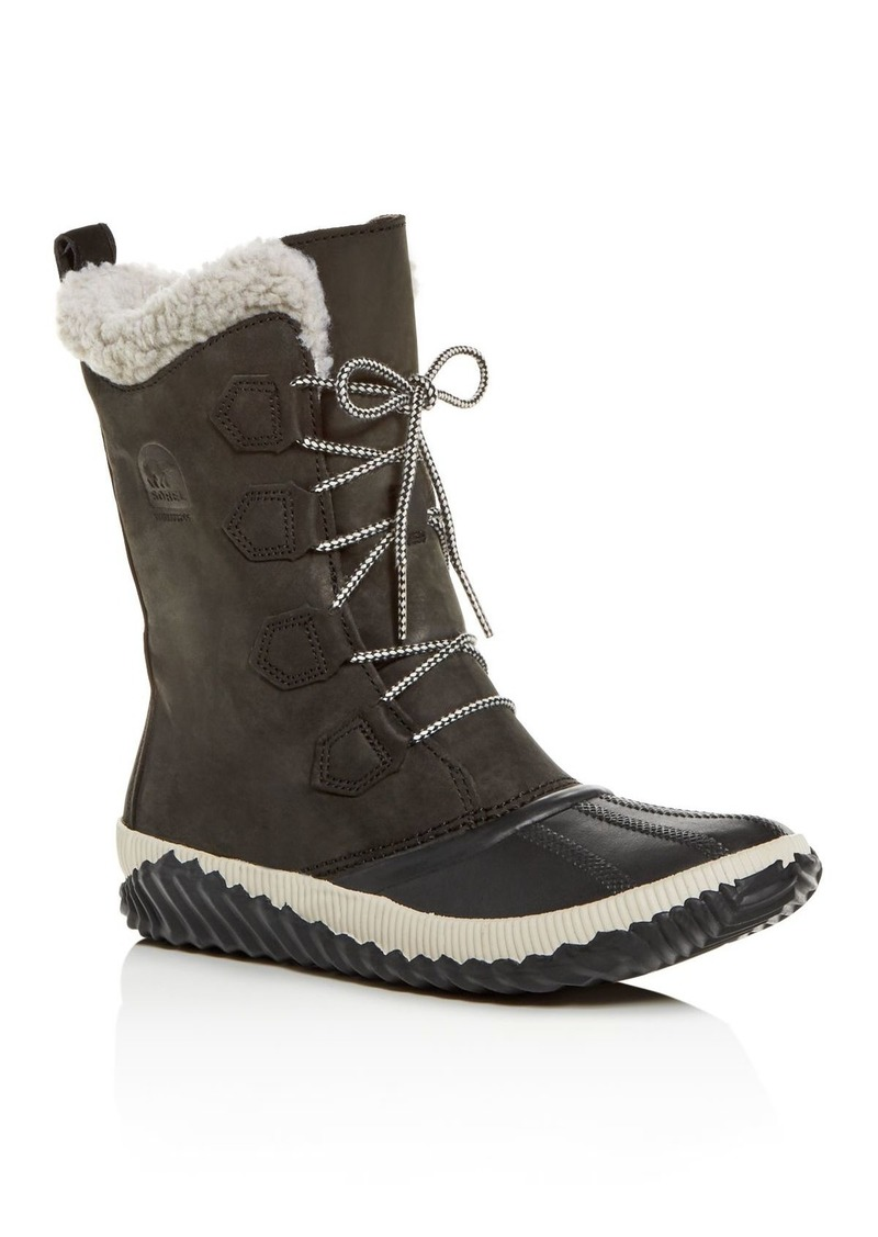 Sorel Women's Out N About Plus Waterproof Cold-Weather Boots