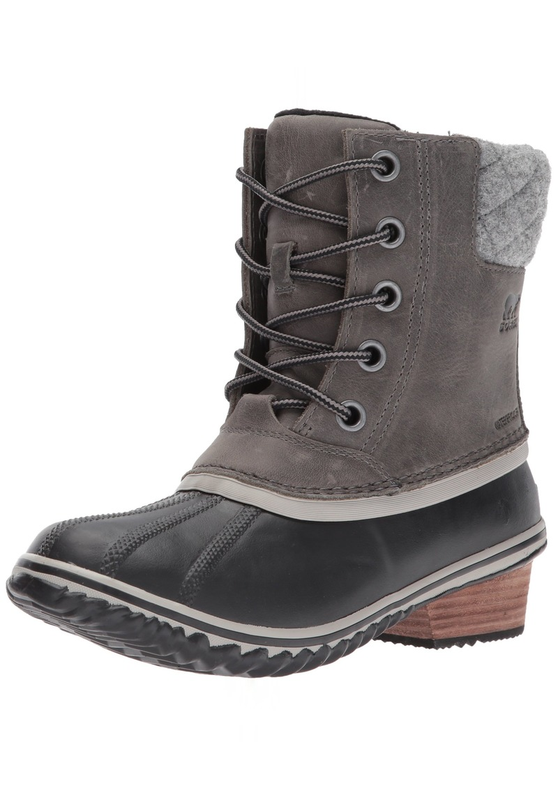SOREL Women's Slimpack Lace II Snow Boot   M US