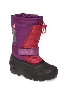 SOREL x Disney Flurry Weather Resistant Snow Boot (Toddler, Little Kid & Big Kid)
