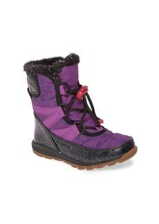 SOREL x Disney F'rozen' Whitney Insulated Waterproof Boot (Toddler, Little Kid & Big Kid)