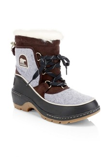Sorel Tivoli III Microfleece-Lined Winter Boots