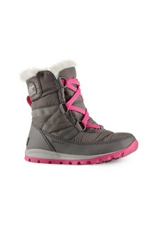Sorel Toddler's & Girl's Whitney Short Lace Quarry Boots
