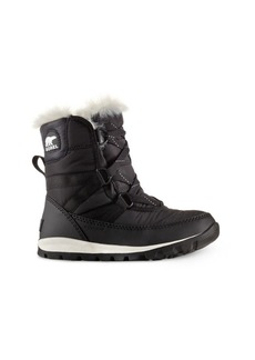 Sorel Toddler's & Kid's Faux Fur-Cuff Quilted Snow Boots