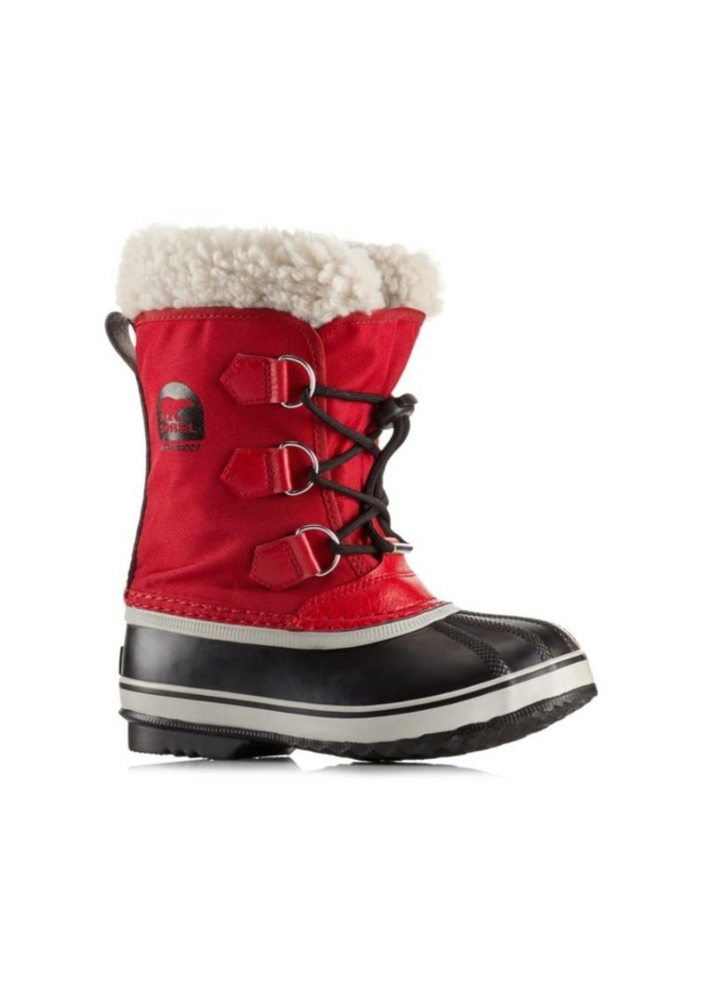Sorel Toddler's & Kid's Yoot Pac Combat Boots