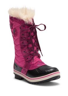23901e20b0d3 Sorel Kid s Lexie Wedge Camo Boots