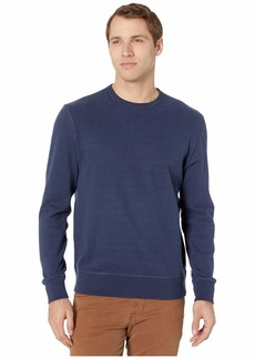 Southern Tide Burgee Striped Reversible Upper Deck Pullover Sweater