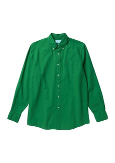 Southern Tide Solid Oxford Regular Fit Sport Shirt