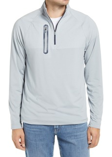 Southern Tide Bow Rider Quarter Zip Pullover