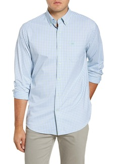 Southern Tide Classic Fit Plaid Button-Down Shirt