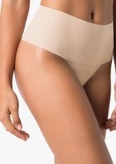 Spanx elastic-free edges thongs