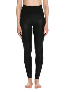 Spanx Faux Leather Front Leggings