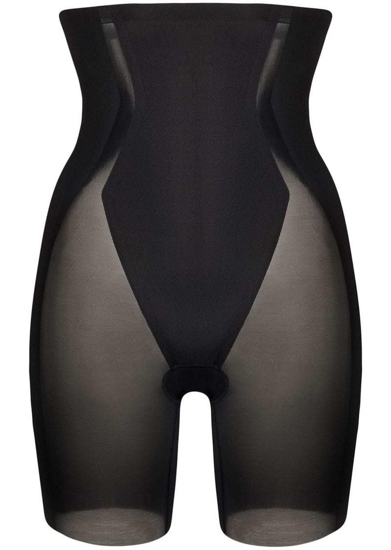 Spanx high-waist shaping shorts