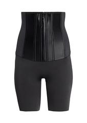 Spanx High-Waist Mid-Thigh Corset Shaper