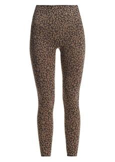 Spanx Look At Me Now Leopard Leggings