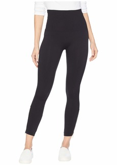 Spanx Look at Me Now Seamless Side Zip Leggings