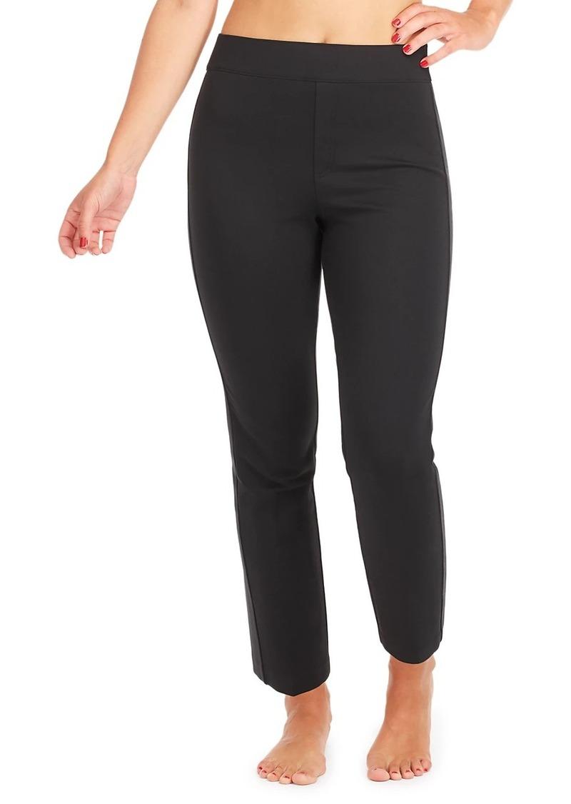 Spanx The Perfect Black Pant Ankle Tuxedo Slim Pants