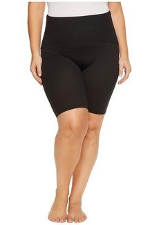 "Spanx Plus Size Active 4"" Shorts"
