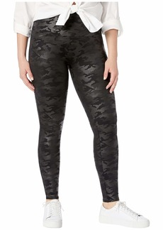 9e60d6dd324e7a Spanx Plus Size Faux Leather Camo Leggings