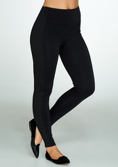 SPANX + Textured Panel Shaping Leggings