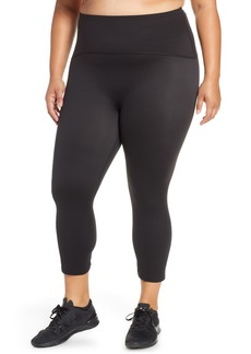 SPANX® Active Crop Leggings (Plus Size)
