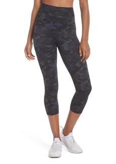 SPANX® Active Print Crop Leggings