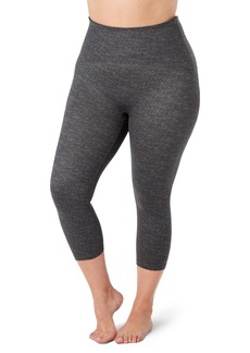 SPANX® Active Print Crop Leggings (Plus Size)
