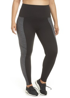 SPANX® Colorblock Active Leggings (Plus Size)