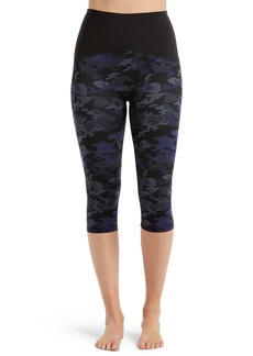 SPANX® Cropped Camo Leggings