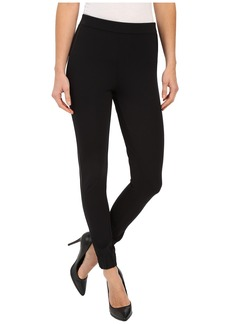 Spanx Cut & Sew Cropped Track Leggings