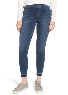 SPANX® Distressed Skinny Denim Leggings