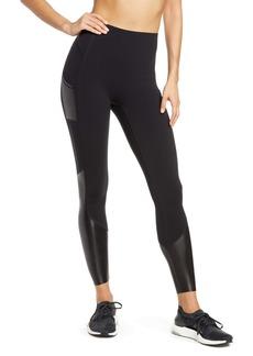 SPANX® Every.Wear Gloss Panel Pocket Active Leggings